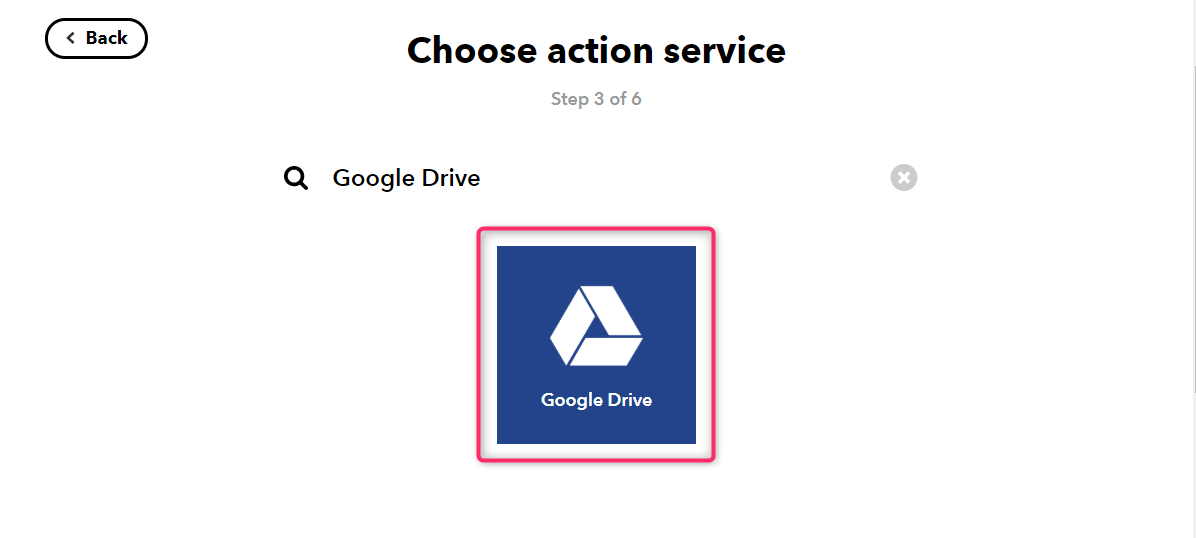 Google Driveとの認証
