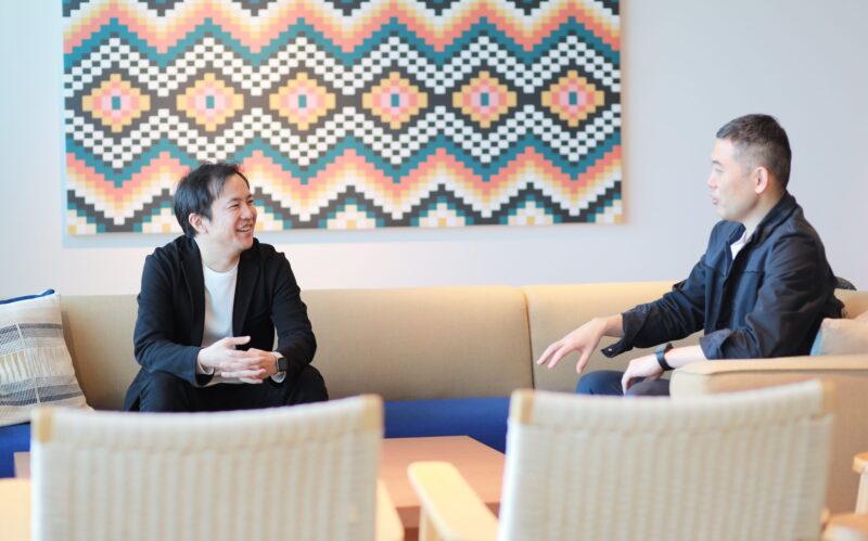 オートメーションラボ株式会社 代表取締役 村山 毅 様と株式会社Deepwork 代表取締役 横井 朗