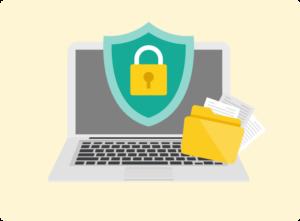 ファイルや人手を介さないためミスや不正のリスクを低減