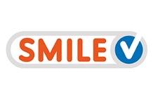 SMILE V(スマイルブイ)のロゴ